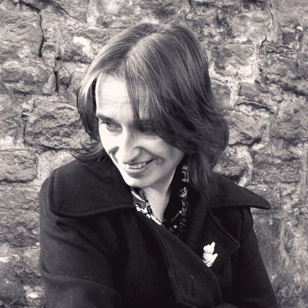 Louise Maskill self portrait